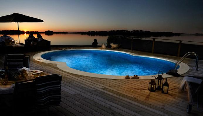 Modelo uni langformbecken uni unipool for Limpiadores de piscinas